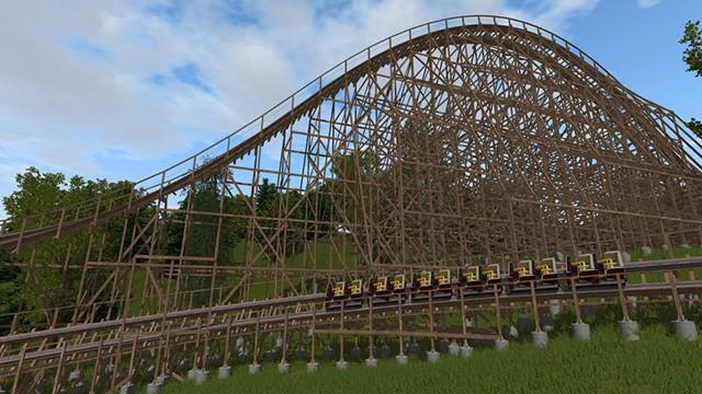 NoLimits 2 - Roller Coaster Simulation - RCTgo