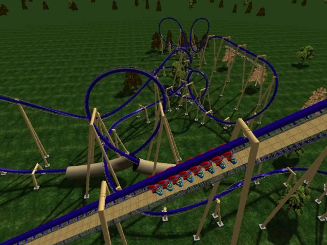 NoLimits - Roller Coaster Simulation - RCTgo