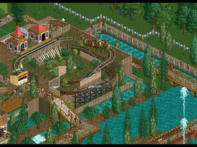 RollerCoaster Tycoon - RCTgo
