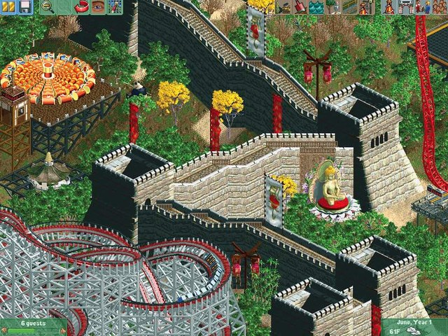 RollerCoaster Tycoon 2 - RCTgo