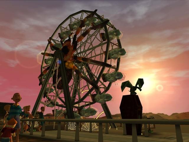 RollerCoaster Tycoon 3 - RCTgo